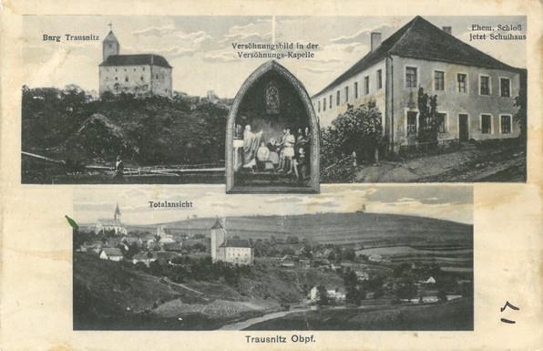 Gemeinde Trausnitz